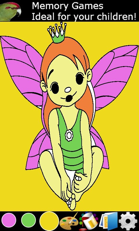 Coloring Pages For Kids 2 APK Free Educational Android Game Download