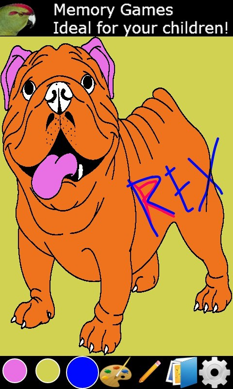 Coloring Pages for kids 2 APK Free Educational Android ...