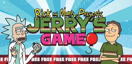 Rick and Morty: Jerry's Game