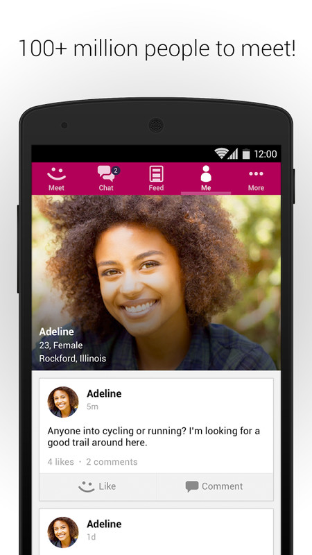 Meetme Chat Amp Meet New People Apk Free Social Android App