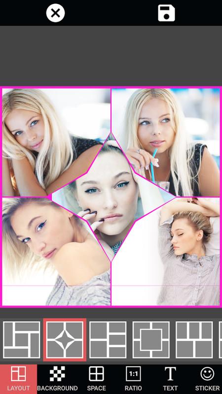 photo editor collage free
