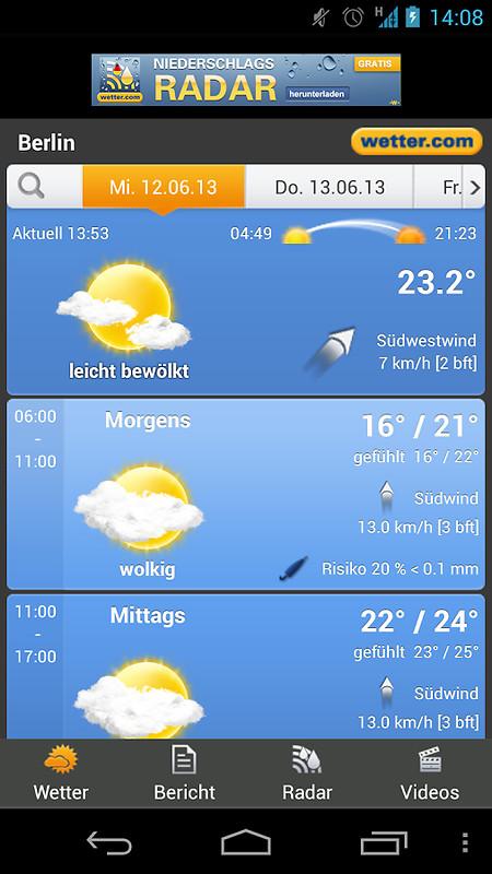 Wetter Com Tübingen