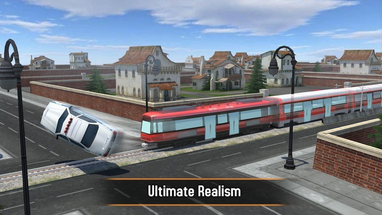 Euro Train Simulator 2017 APK Free Simulation Android Game