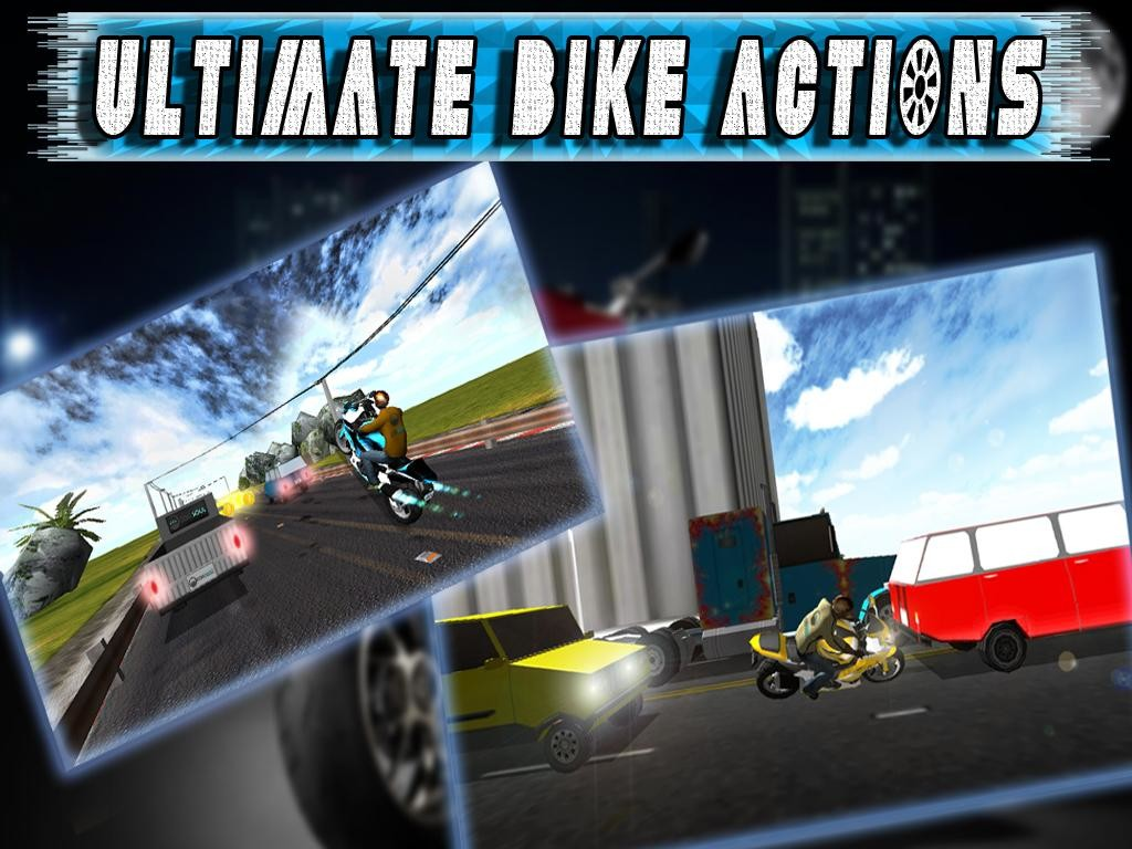 Turbo motorcycle tuning games