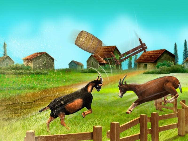 goat simulator online