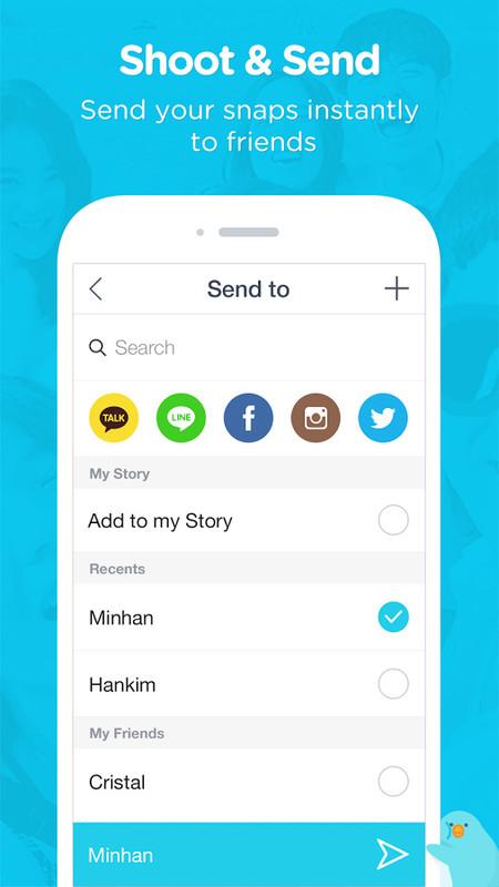 скачать приложение Snow на андроид - фото 8