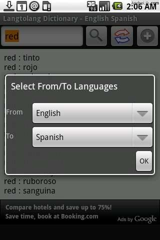 Langtolang Dictionary APK Free Android App download - Appraw