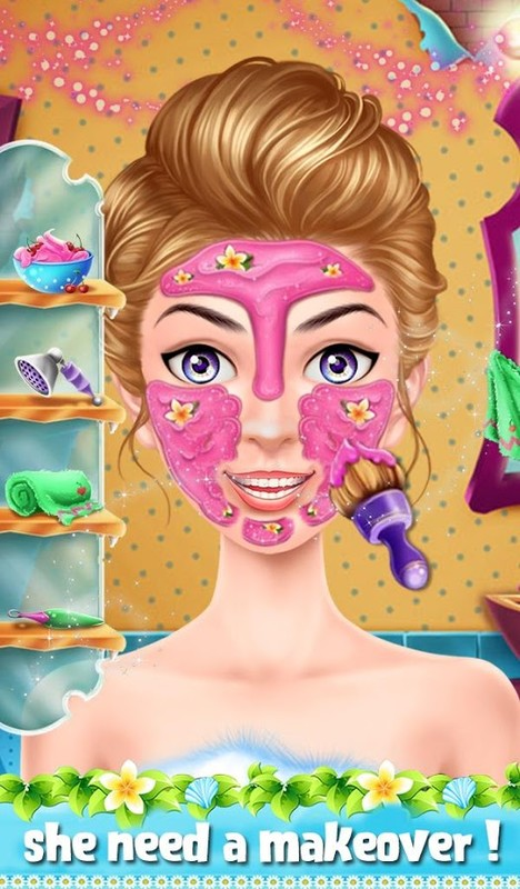 From Ugly To Pretty Girl Game APK Free Casual Android Game