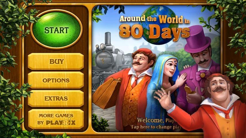 Around the World in 80 Days - Free Online Games | GameFools