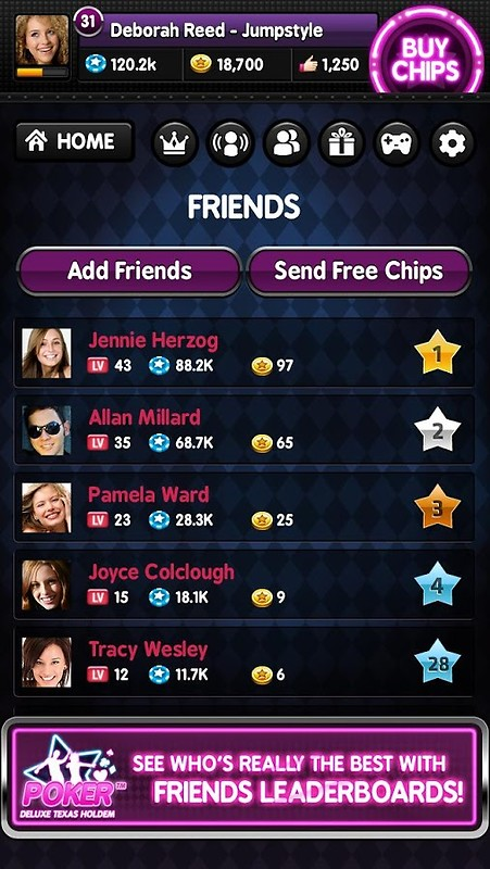 Poker deluxe facebook download