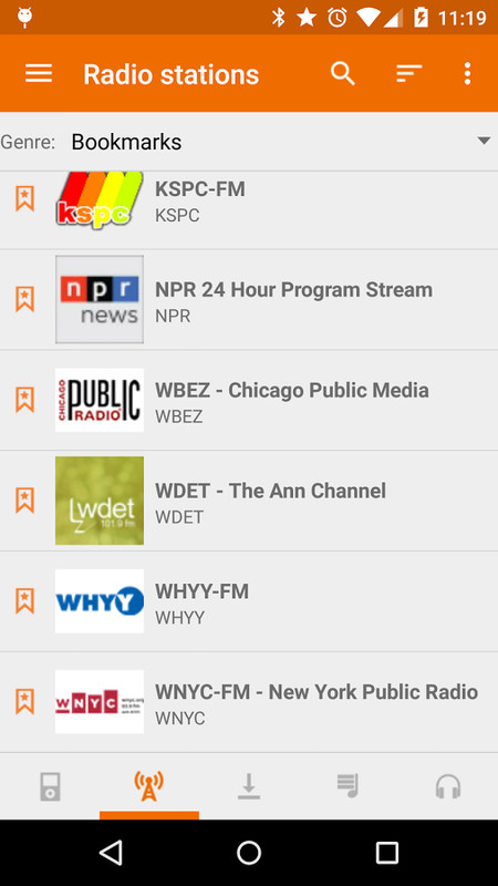 Home free android apps public radio amp podcast android app