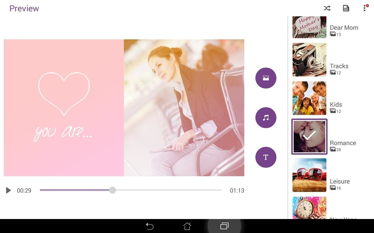 MiniMovie-Slideshow Maker APK Free Media & Video Android App