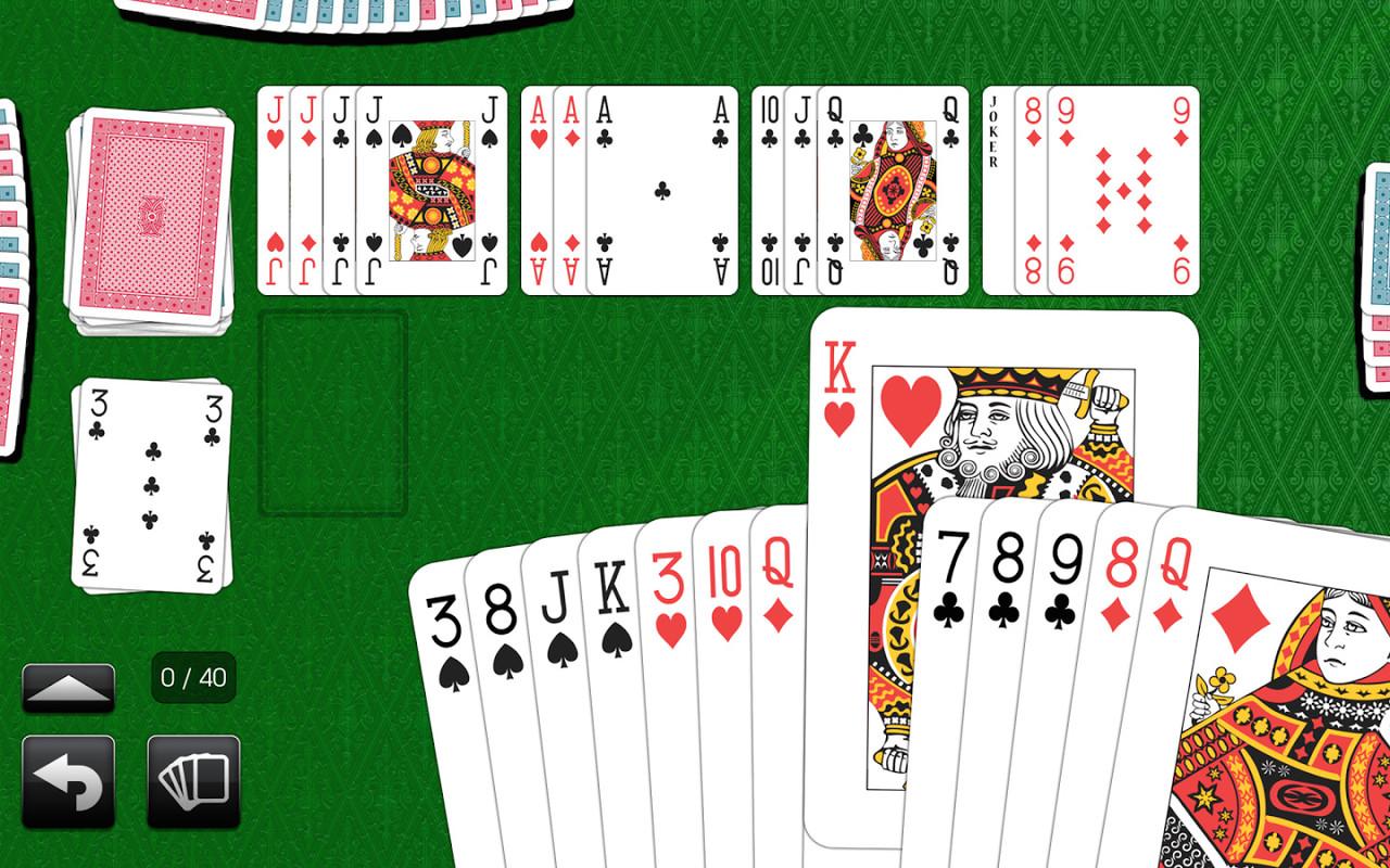 Rummy Card Game Free