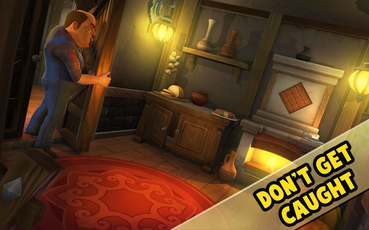 Scary Neighbor 3D APK Free Simulation Android Game ...