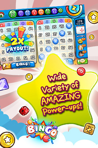 Free Casino Games Bingo