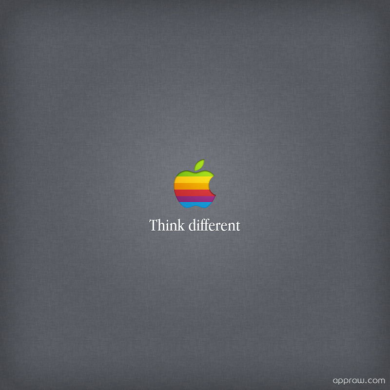 Think Different Wallpaper Download Apple Hd Wallpaper Appraw