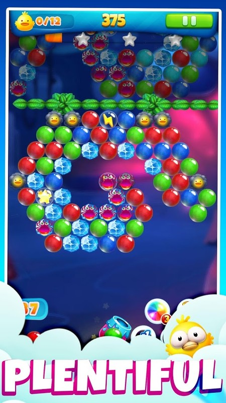 bubble candy game