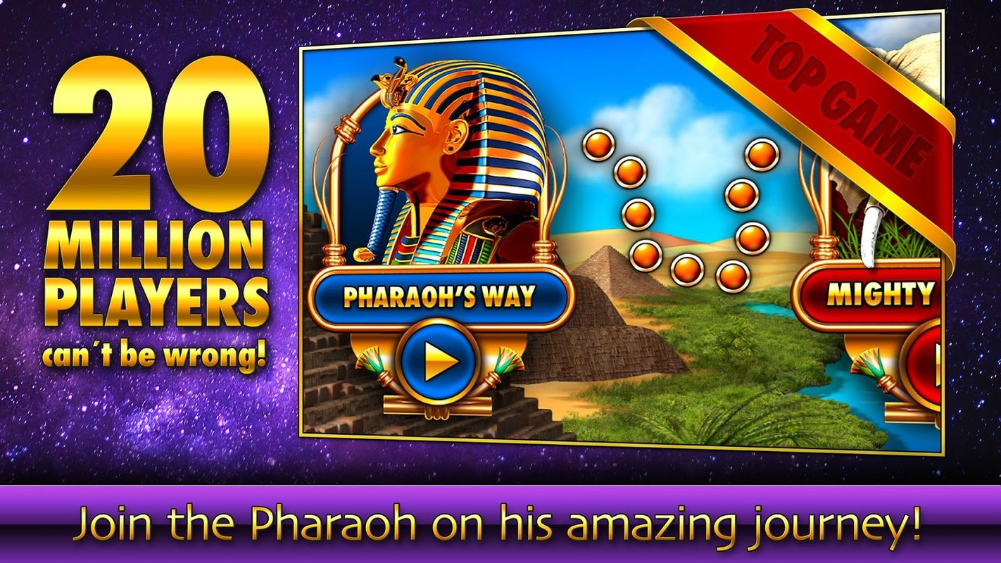 Pharaoh Slots Download