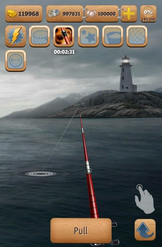 Let 39 s fish sport fishing apk free simulation android game for Fishing game android