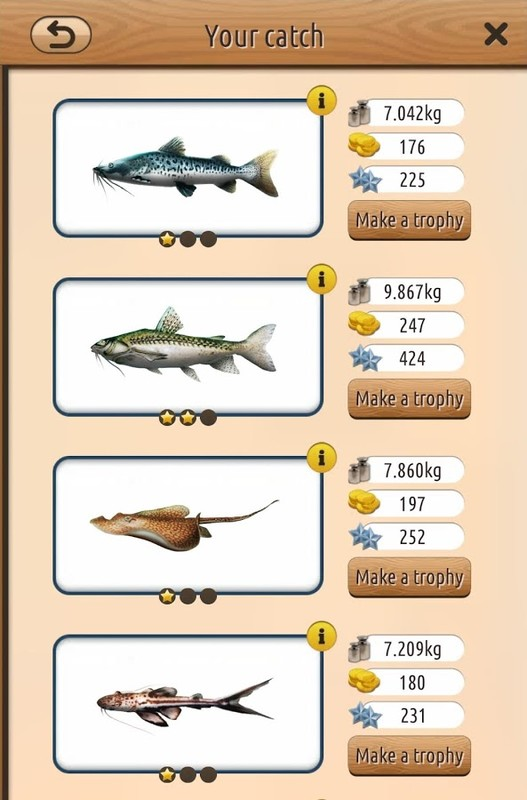 Let 39 s fish sport fishing apk free simulation android game for Fishing reel ringtone