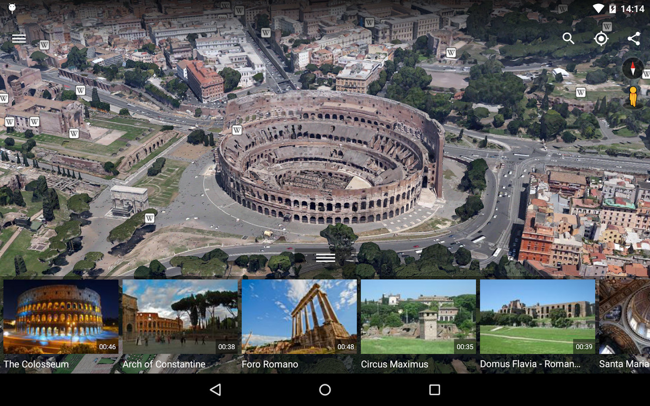google earth application free download for android