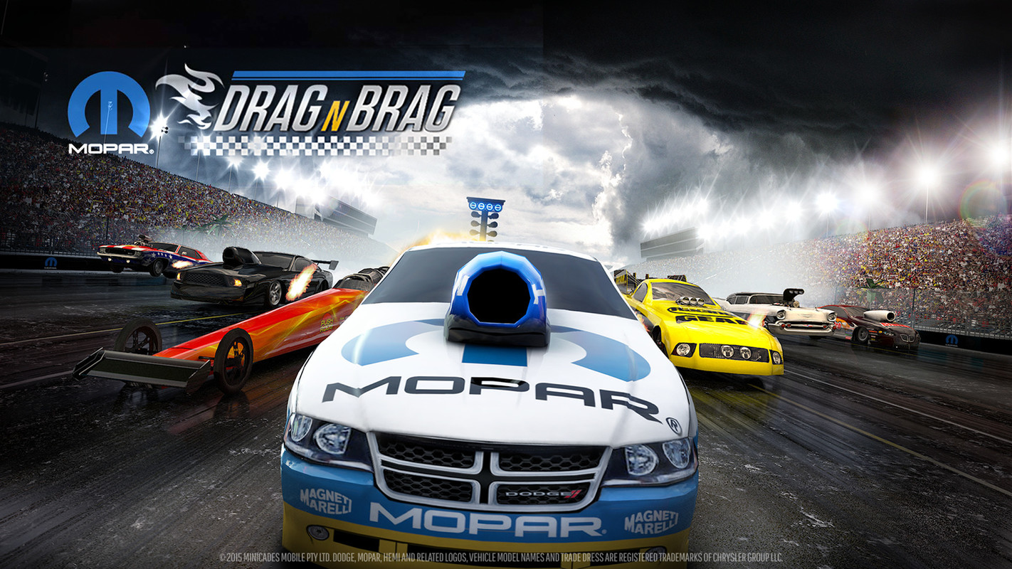 Drag Racing Game Downloads