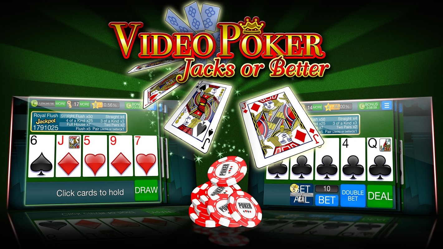 VIDEO POKER - Jacks or Better! APK Free Casino Android