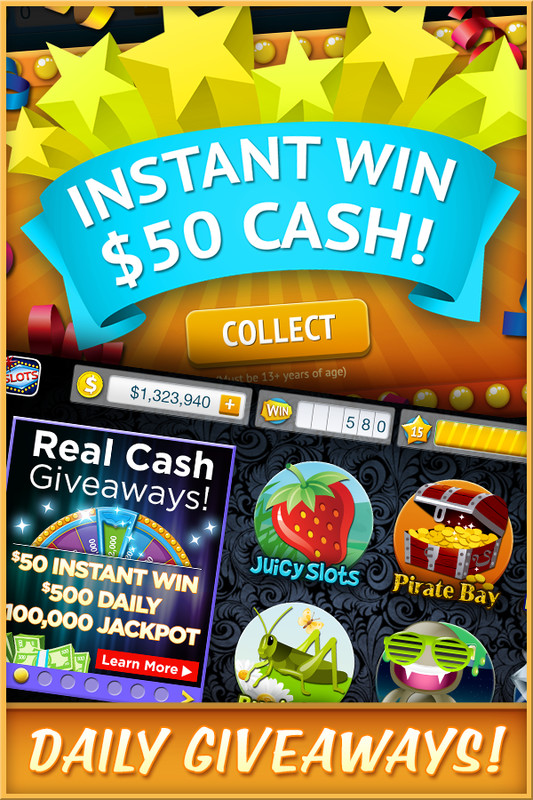 Slot spin game