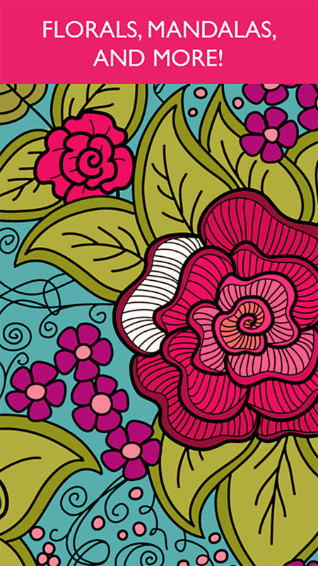 Colorfy Coloring Book Free APK