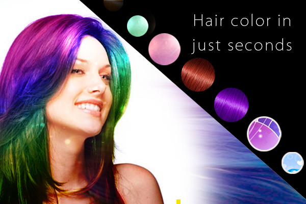 Lastest Hair Color Booth Salon HD Free App App Store