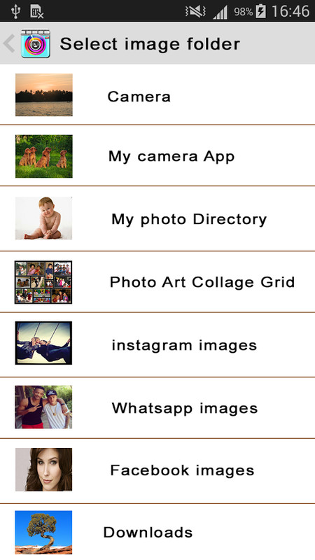 photo collage maker free download for android apk