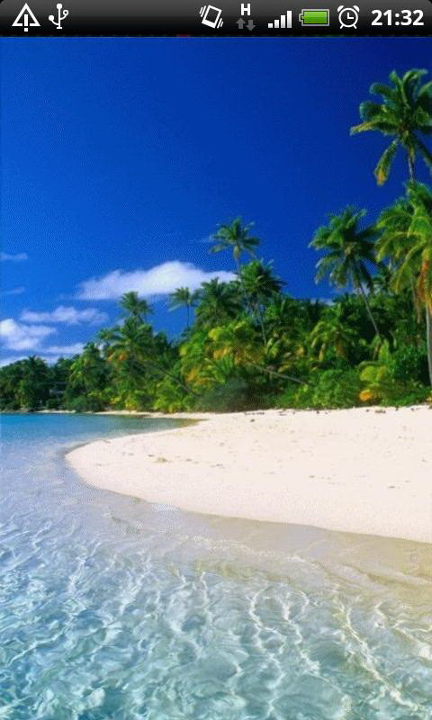 Beach HD Live Wallpaper Free Android Live Wallpaper ...