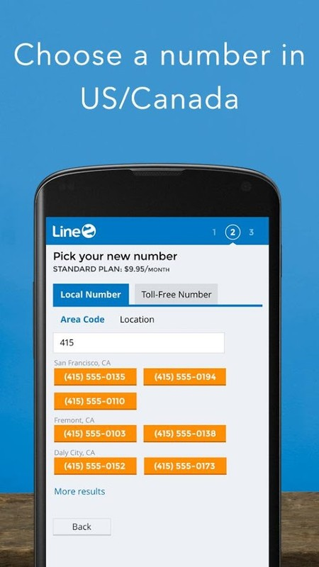 Line2 - Second Phone Number APK Free Android App download - Appraw