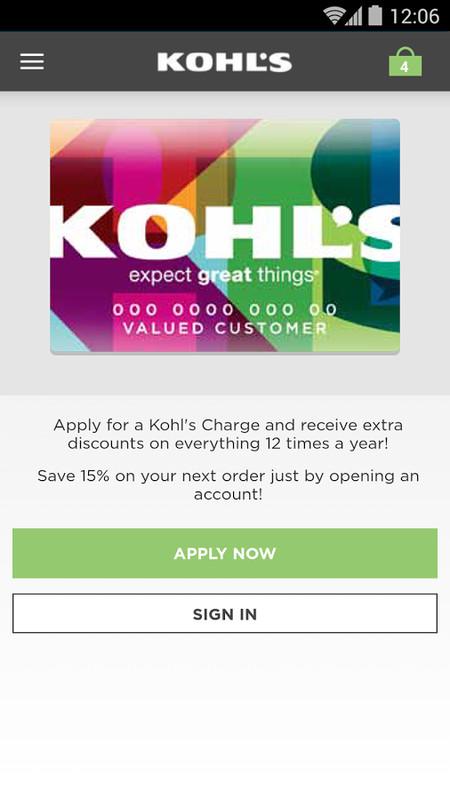 kohl u0026 39 s apk free android app download