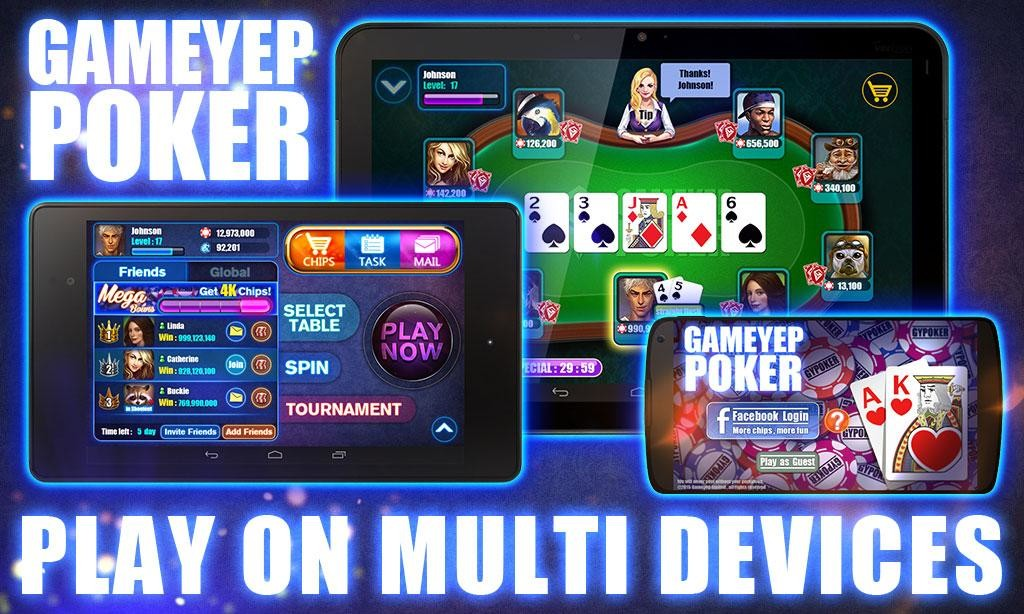 Best android app to learn texas holdem
