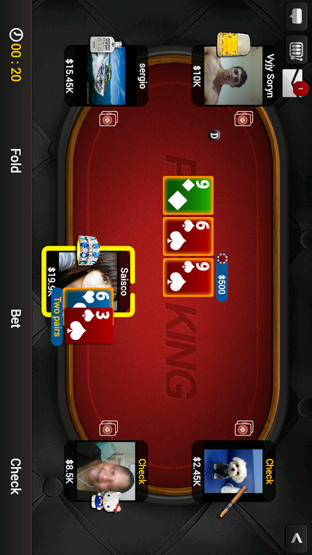Holdem poker apk download