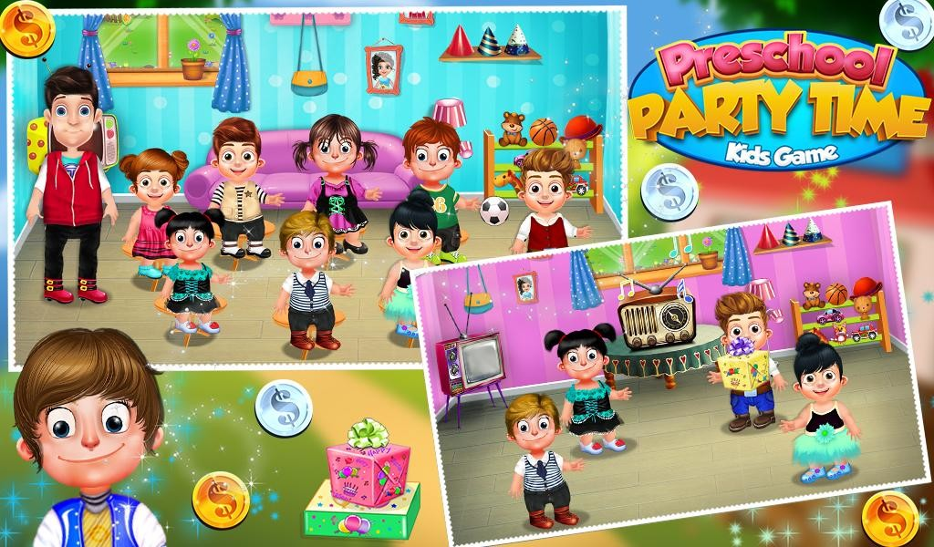 Party Time Games
