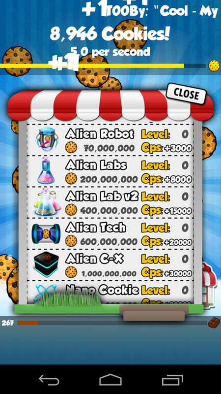 cookie clicker game play free