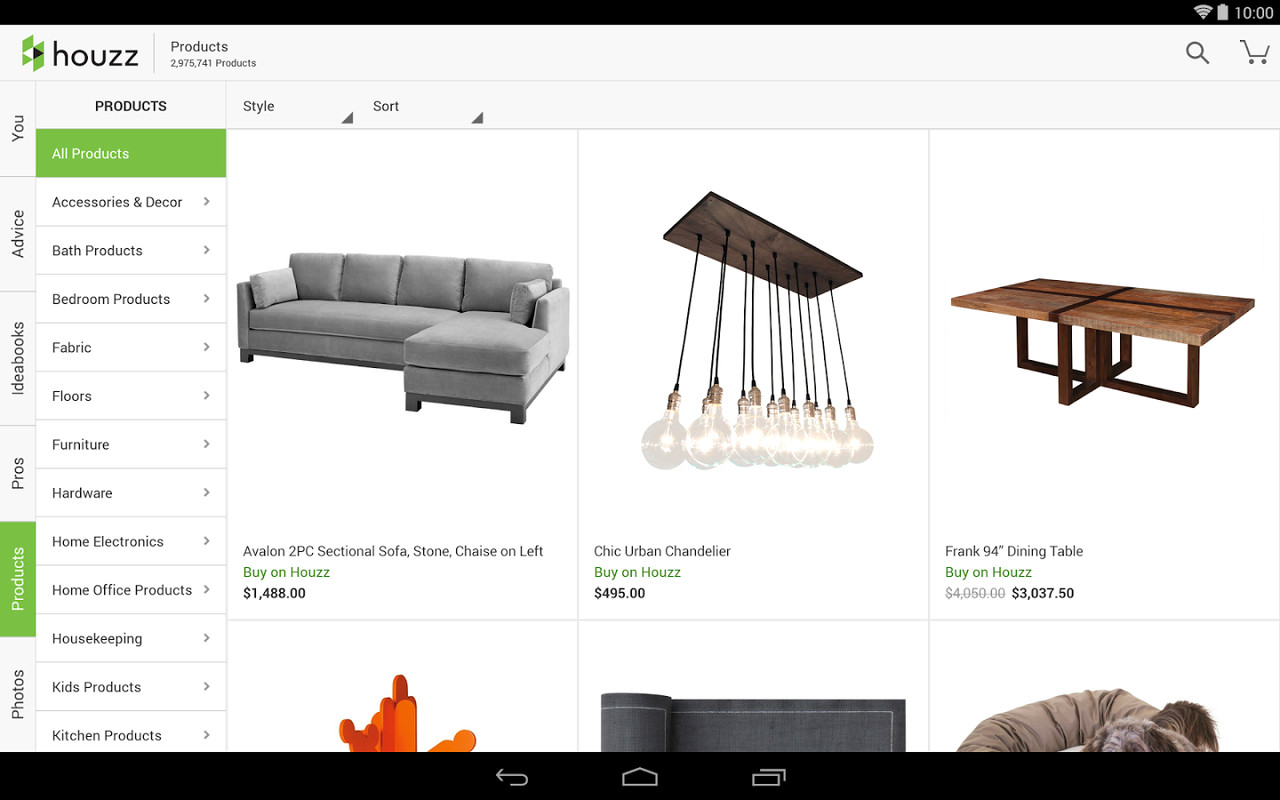 Houzz Interior Design Ideas Apk Free Android App Download Appraw