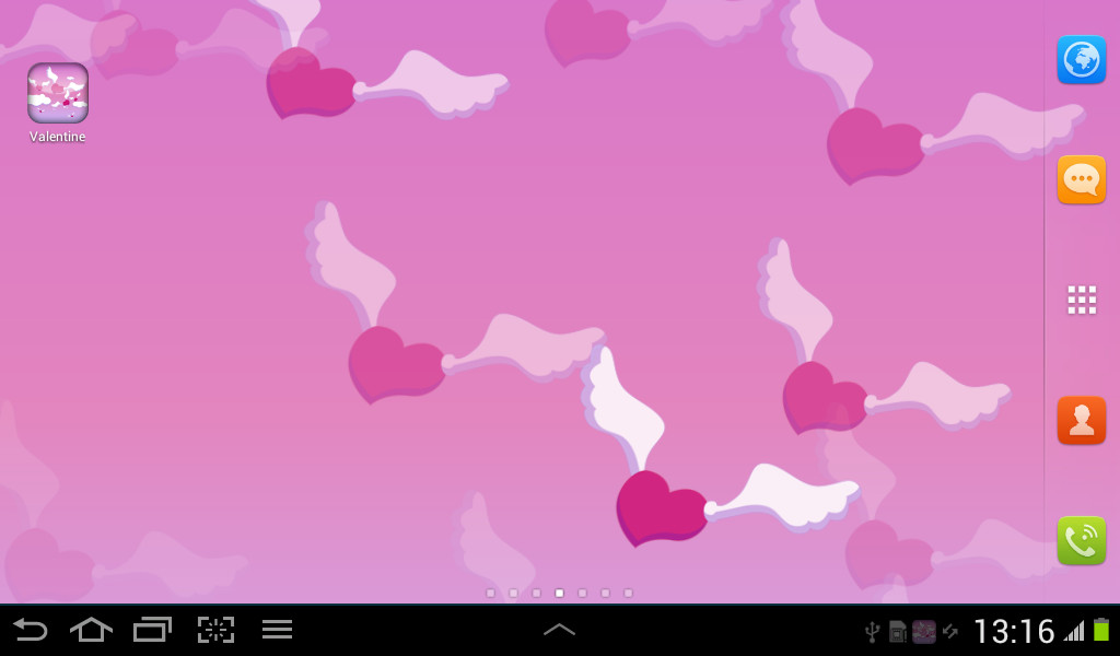 pics photos kino valentine livewallpaper for android