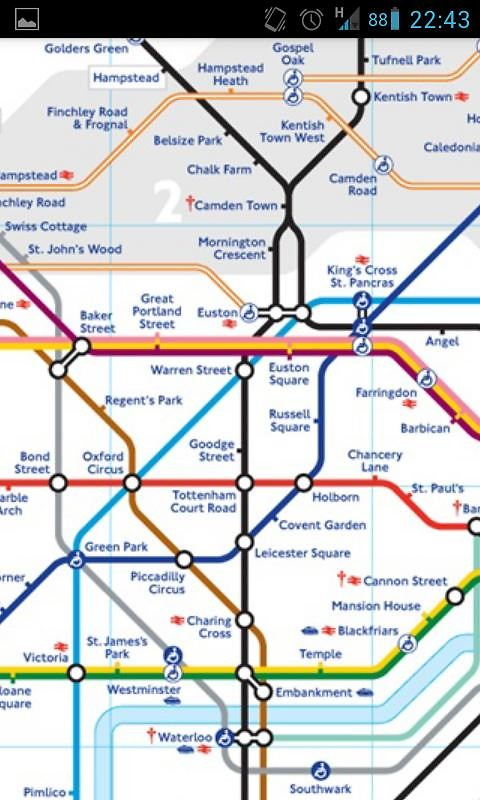 London Transport Planner APK Free Android App download - Appraw