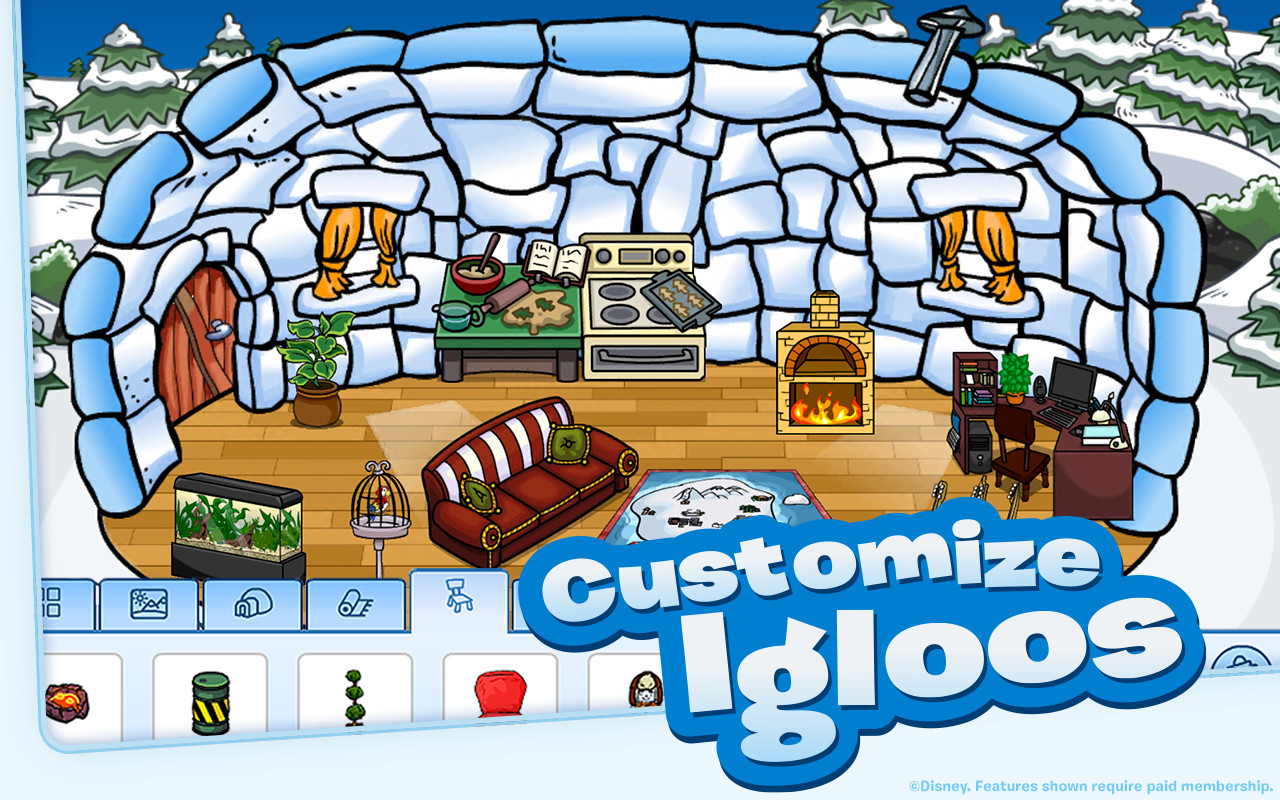 Club Penguin Apk Free Casual Android Game Download Appraw