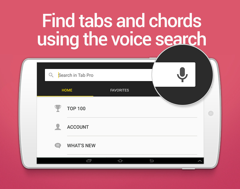Tab Pro 1 Guitar Tab Service Apk Free Android App Download Appraw