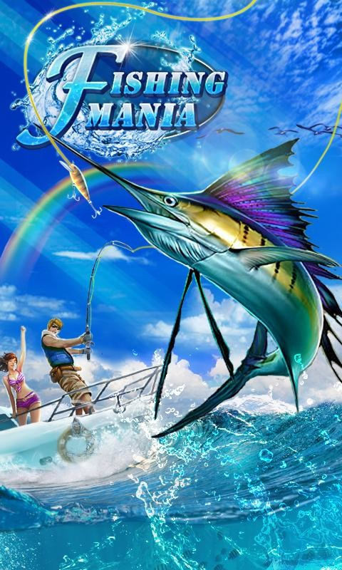 Fishing mania 3d apk free sports android game download for Fishing reel ringtone