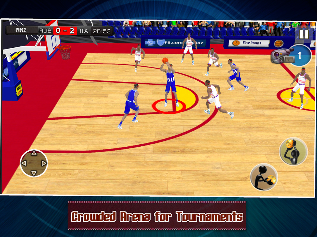 Play Basketball 2016 Apk Free Sports Android Game Download