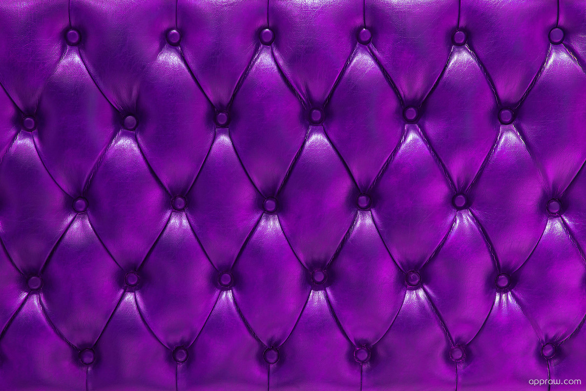 Tufted Leather Purple Wallpaper Download Leather Hd