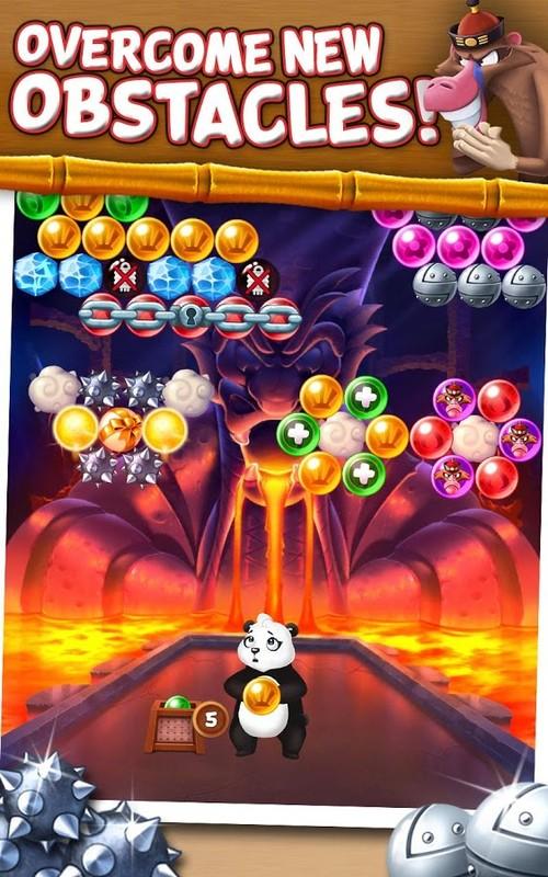 panda pop apk free puzzle android game download appraw. Black Bedroom Furniture Sets. Home Design Ideas