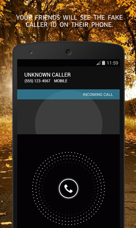 Fake Caller ID APK Free Android App download - Appraw