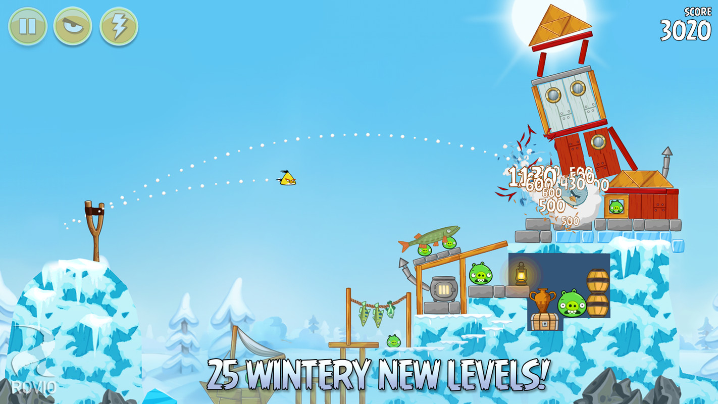 Angry Birds Hammier Things angry birds seasons apk free arcade android game download