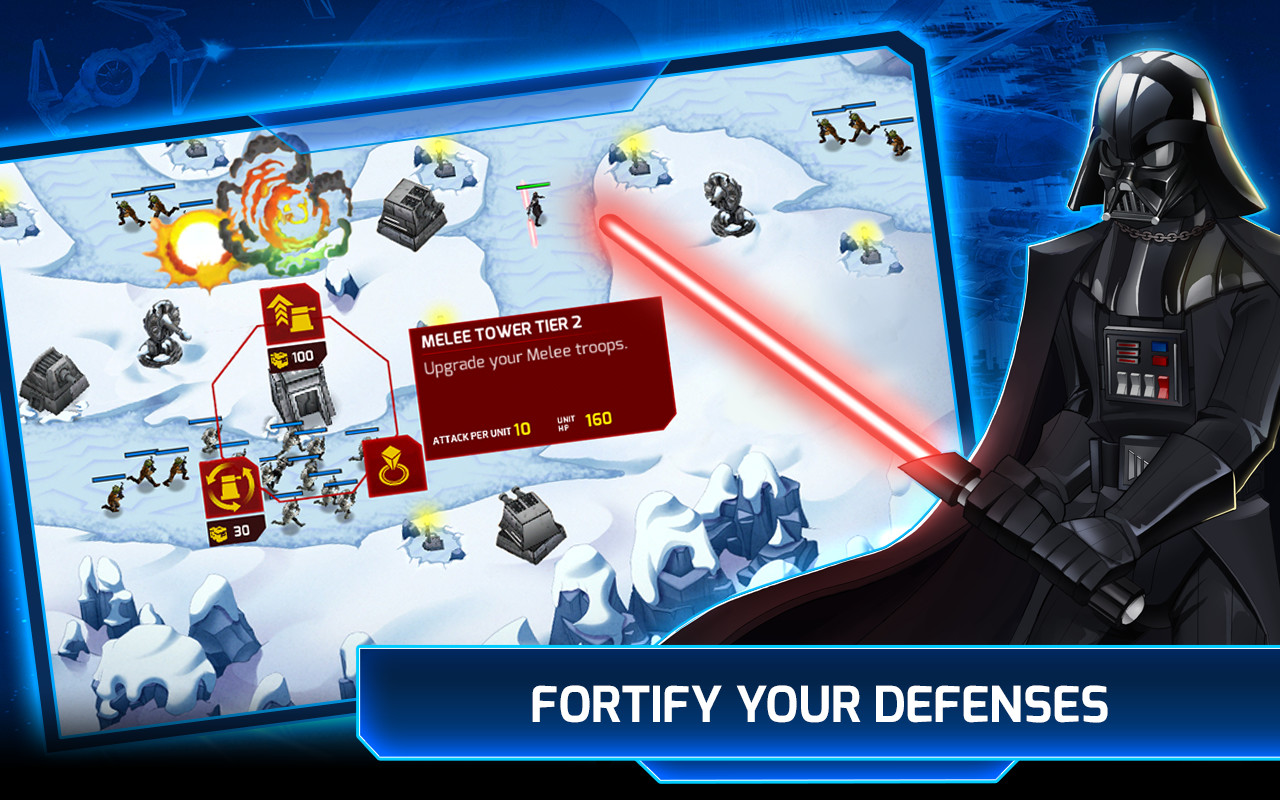 Star Wars ™: Galactic Defense | Download APK For Free ...